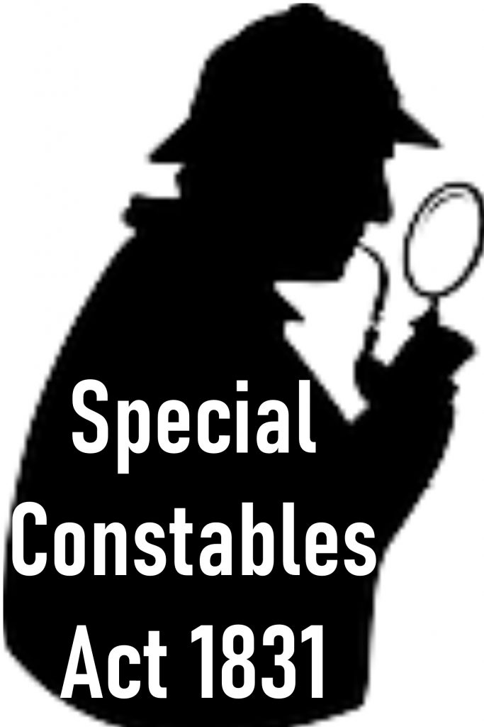 How to become a Special Constable. Steps to becoming a Special Constable